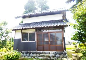 砺波市 A様邸 蔵外壁リフォーム事例